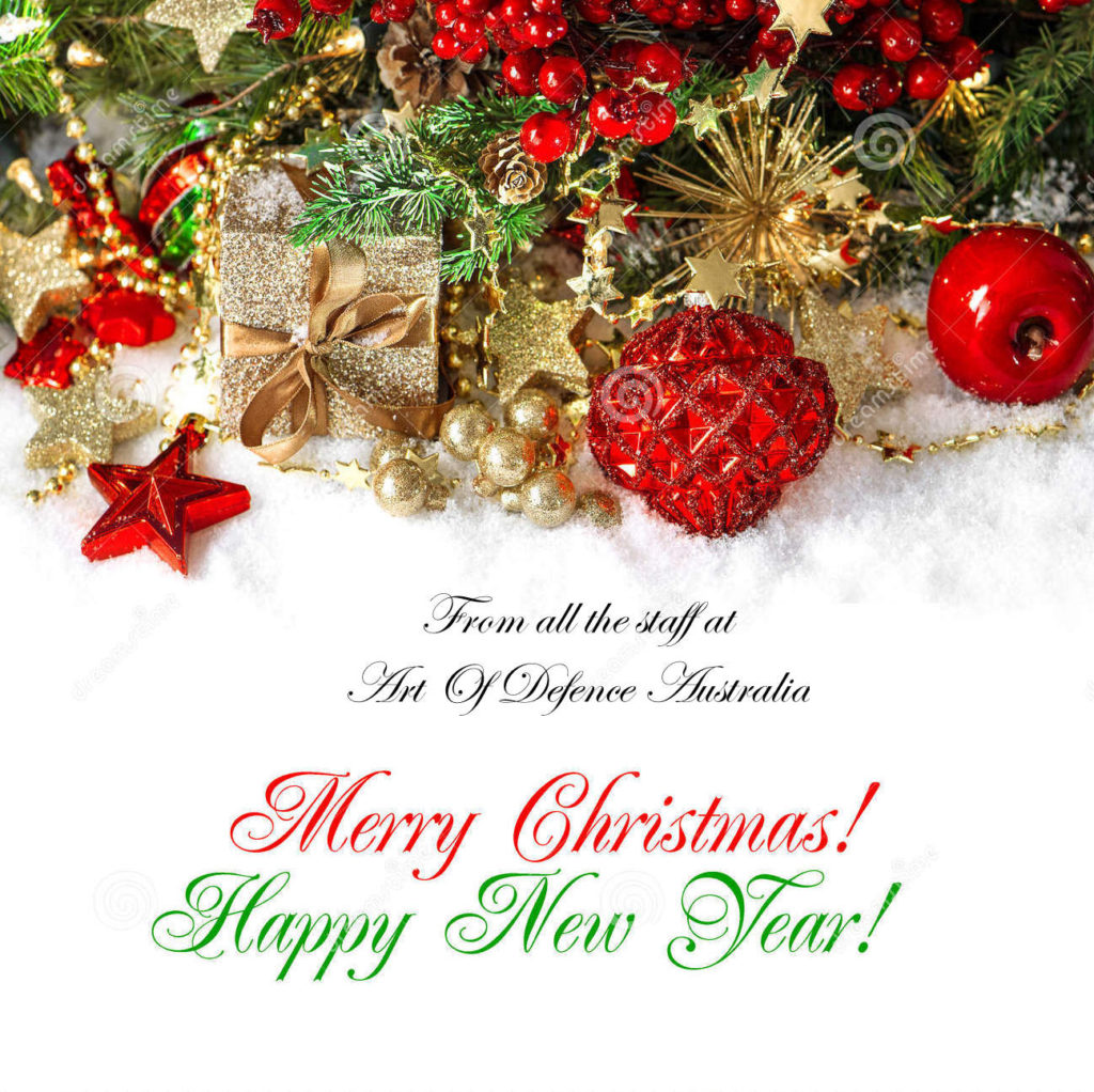 christmas-decoration-red-gold-holidays-background-sample-text-merry-happy-new-year-45757591